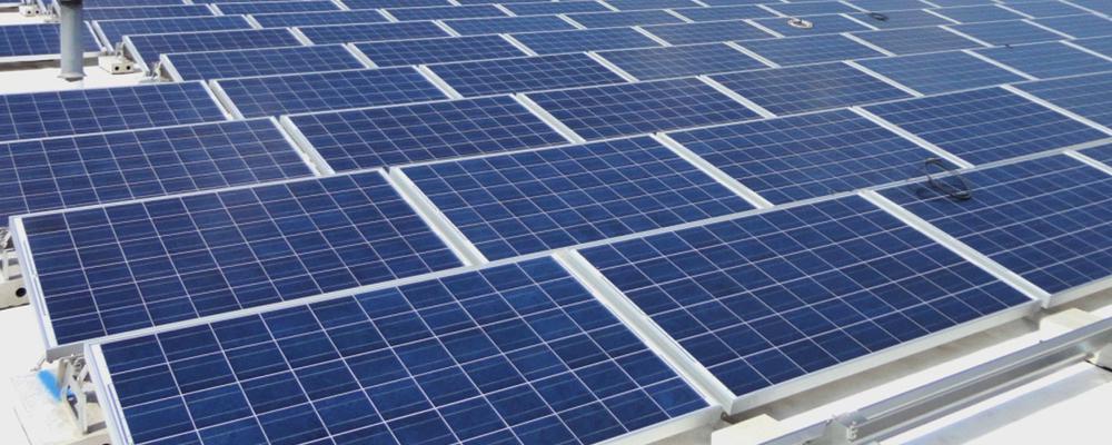 Solar Off Grid Rooftop System   Nirvana foundation